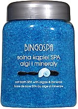 Parfémy, Parfumerie, kosmetika Koupelová sůl s mořskými řasami a minerály - BingoSpa