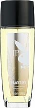 Parfémy, Parfumerie, kosmetika Playboy VIP for Her - Deodorant-sprej