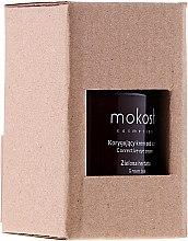 """Parfémy, Parfumerie, kosmetika Krém pro pleť kolem očí """"Zelený čaj"""" - Mokosh Cosmetics Green Tea Corrective Eye Cream"""