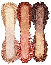 Paletka na líčení - MUA Light Lustre Ultimate Palette Bronze, Blush, Highlight — foto N2