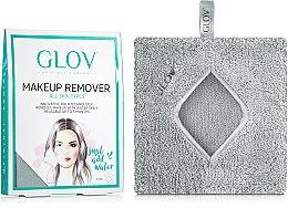 Parfémy, Parfumerie, kosmetika Rukavička na odličování, šedá - Glov Comfort Hydro Demaquillage Gloves Glam Grey