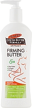 Parfémy, Parfumerie, kosmetika Zpevňující tělový olej - Palmer's Cocoa Butter Formula Firming Butter