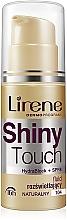 Parfémy, Parfumerie, kosmetika Osvětlující krém-pudr - Lirene Shiny Touch Illuminating Fluid