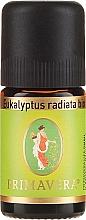 Parfémy, Parfumerie, kosmetika Esenciální olej - Primavera Natural Essential Oil Eucalyptus Radiata