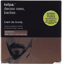 Parfémy, Parfumerie, kosmetika Krém na bradku - Tolpa Dermo Men Barber Cream