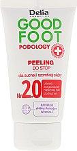 Parfémy, Parfumerie, kosmetika Peeling na nohy - Delia Cosmetics Good Foot Podology Nr 2.0