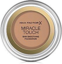 Parfémy, Parfumerie, kosmetika Tónovací krémový pudr - Max Factor Miracle Touch