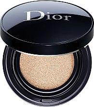 Parfémy, Parfumerie, kosmetika Dlouhotrvající make-up v houbičce - Dior Diorskin Forever Perfect Cushion
