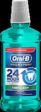 Parfémy, Parfumerie, kosmetika Ustní voda - Oral-B Pro-Expert Deep Clean