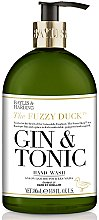 Parfémy, Parfumerie, kosmetika Tekuté mýdlo na ruce - Baylis & Harding Fuzzy Duck Gin & Tonic Hand Wash