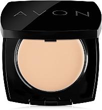 Parfémy, Parfumerie, kosmetika Kompaktní krém-pudr na obličej - Avon True Cream-Powder Compact