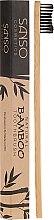 Parfémy, Parfumerie, kosmetika Bambusový zubní kartáček - Sanso Cosmetics Natural Bamboo Toothbrushes