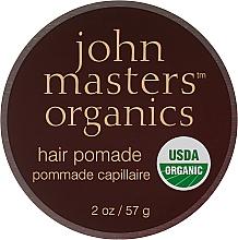 Parfémy, Parfumerie, kosmetika Pomada pro výživu a vyhlazení suchých a zlobivých vlasů - John Masters Organics Hair Pomade