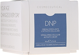 Parfémy, Parfumerie, kosmetika Krém na obličej a krk - Surgic Touch DNP Stimulating Cellular Activity Cream