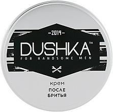 Parfémy, Parfumerie, kosmetika Pánský krém po holení - Dushka