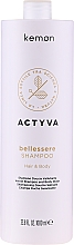 Parfémy, Parfumerie, kosmetika Šampon pro vlasy a tělo - Kemon Actyva Bellessere Shampoo
