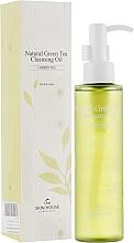 Parfémy, Parfumerie, kosmetika Hydrofilní olej s extraktem ze zeleného čaje - The Skin House Natural Green Tea Cleansing Oil