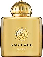 Parfémy, Parfumerie, kosmetika Amouage Gold Pour Femme - Parfémovaná voda