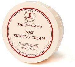 Parfémy, Parfumerie, kosmetika Krém na holení Růže - Taylor of Old Bond Street Rose Shaving Cream Bowl
