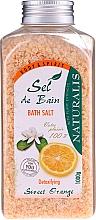 Parfémy, Parfumerie, kosmetika Koupelová sůl - Naturalis Sel de Bain Sweet Orange Bath Salt