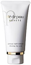 Parfémy, Parfumerie, kosmetika Čisticí jílový peeling - Cle De Peau Beaute Cleansing Clay Scrub