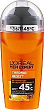 Parfémy, Parfumerie, kosmetika Kuličkový deodorant - L'Oreal Paris Men Expert Thermic Resist Clean Cool Deo Roll-On