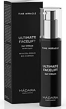 Parfémy, Parfumerie, kosmetika Denní krém na obličej - Madara Cosmetics Time Miracle Ultimate Facelift Day Cream