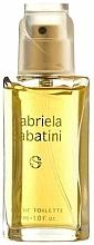 Parfémy, Parfumerie, kosmetika Gabriela Sabatini Eau de Toilette - Toaletní voda