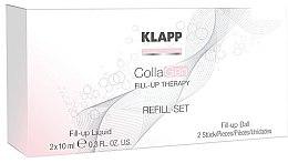 Parfémy, Parfumerie, kosmetika Sada - Klapp CollaGen Fill-Up Therapy Refill Set