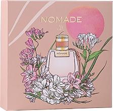 Parfémy, Parfumerie, kosmetika Chloe Nomade - Sada (edp/75ml + edp/mini/5ml + b/lot/100ml)
