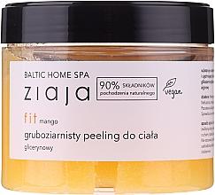 Parfémy, Parfumerie, kosmetika Tělový peeling Mango - Ziaja Baltic Home SPA Body Peeling