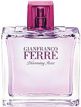 Parfémy, Parfumerie, kosmetika Gianfranco Ferre Blooming Rose - Toaletní voda (tester bez víčka)