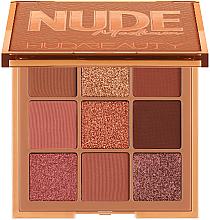 Parfémy, Parfumerie, kosmetika Paletka očních stínů - Huda Beauty Nude Obsessions Palette