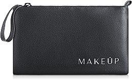 Parfémy, Parfumerie, kosmetika Kosmetická taštička černá (21 x 12,5 cm) - MakeUp