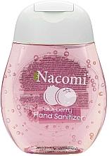 Parfémy, Parfumerie, kosmetika Antibakteriální gel na ruce - Nacomi Hand Sanitizer Blueberry