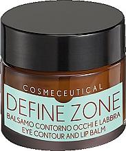Parfémy, Parfumerie, kosmetika Balzám na kontury kolem očí a rtů - Surgic Touch Define Zone Eye Contour And Lip Balm