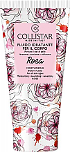 Parfémy, Parfumerie, kosmetika Tělový fluid Růže - Collistar Moisturizing Body Fluid