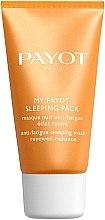 Noční maska pro únavě a pro zář pleti - Payot My Payot Sleeping Pack — foto N1