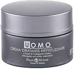 Parfémy, Parfumerie, kosmetika Krém na obličej - Frais Monde Men Brutia Repairing Moisturizing Cream