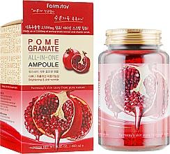 Parfémy, Parfumerie, kosmetika Ampulové sérum s extraktem z granátového jablka - FarmStay Pomegranate All In One Ampoule