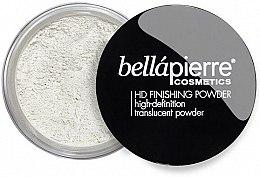 Parfémy, Parfumerie, kosmetika Sypký pudr - Bellapierre HD Finishing Powder
