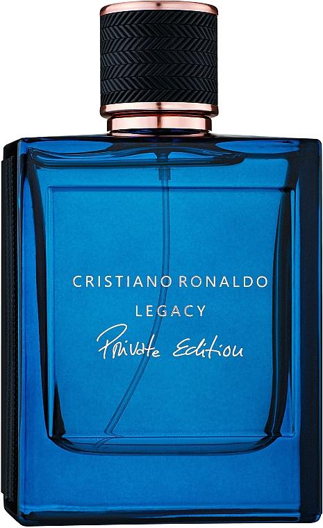 Cristiano Ronaldo Legacy Private Edition - Parfémovaná voda