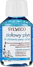 Parfémy, Parfumerie, kosmetika Ústní voda - Sylveco bylinná ústní voda (mini)