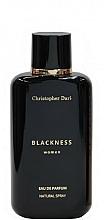 Parfémy, Parfumerie, kosmetika Christopher Dark Blackness - Parfémovaná voda