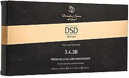Parfémy, Parfumerie, kosmetika Koncentrát Fresh Cells De Luxe N 3.4.3B - Divination Simone De Luxe Fresh Cells De Luxewondercell Concentrate