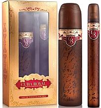 Parfémy, Parfumerie, kosmetika Cuba Royal - Sada (edt/100ml + edt/35ml)