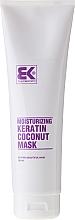 Parfémy, Parfumerie, kosmetika Keratinová maska pro poškozené vlasy - Brazil Keratin Coconut Mask