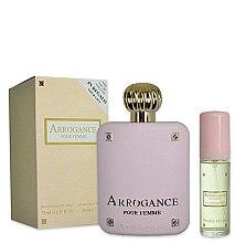 Parfémy, Parfumerie, kosmetika Arrogance Pour Femme - Sada (edt/75ml+edt/30ml)