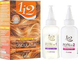 """Parfémy, Parfumerie, kosmetika Trvalá pro vlasy """"Med s keratinem"""" - Celia"""