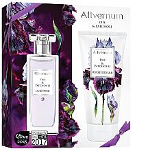 Parfémy, Parfumerie, kosmetika Allvernum Iris & Patchouli - Sada (edp/50ml + b/lot/200ml)
